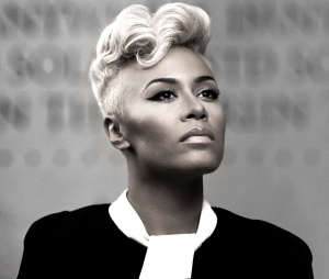 The beautiful and insanely talented Emeli Sande