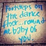 Pavement Art  - Lord Edward Street